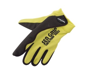 Перчатка защитная AFW Sea Grip Super Fabric Inshore Glove левая - Перчатки