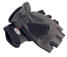 Перчатки Abu Garcia Fingerless Neoprene Gloves L - Перчатки